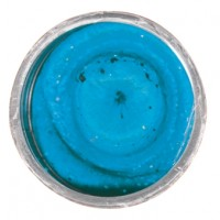 Powerbait neon blue glitter